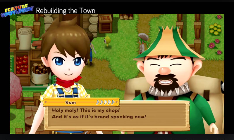 Ushi No Tane   Harvest Moon, Story of Seasons, and Legend of the