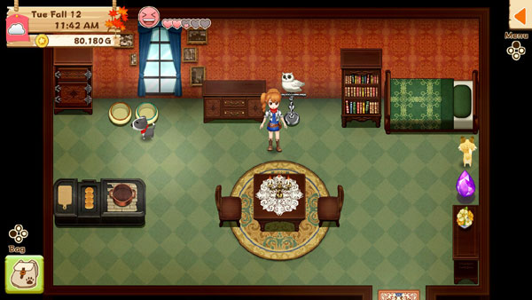 What's in DLC #3 | Harvest Moon: Light of Hope > Ushi No Tane